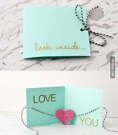 Another cute,easy diy for Valentines day :) it takes only 5mins to do but girls will Love it !! trust me im a girl ;)