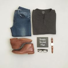Visit www.simplystyledman.com for articles, advice, and information on how to build a simple and stylish wardrobe. There, you will learn how to create your own unique style, tips on how to shop and save money, and resources for building a wardrobe that you love.