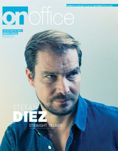 onoffice november 2013, photography by David Vintiner, art direction by Edgar Hoffmann