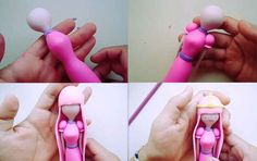 Create a Princess Bubblegum model because you deserve it. | 19 Awesome Craft Projects You Can Make With Polymer Clay