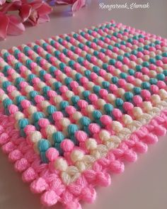 Diy_Crafts-Ready to Ship ~ Neopolitan Baby Blanket, Crochet Baby Blanket, Crochet Afghan, Baby Blanket Crochet, Crochet Afghans, Crochet Blanket Patterns, Baby Knitting Patterns, Baby Blanket Crochet, Crochet Baby, Baby Afghan Patterns, Diy Crafts Crochet, Easy Crochet, Crochet Projects
