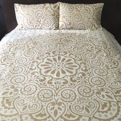 Hey, I found this really awesome Etsy listing at https://www.etsy.com/listing/462705876/gold-mandala-tapestry-sheet-and
