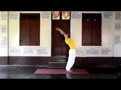 30 minutes practice of Sivananda Yoga for beginners to intermediates - YouTube