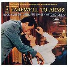 Mario Nascimbene - A Farewell To Arms - Music From The Motion Picture Soundtrack Of The Selznick Studio Production: buy LP, Album, Mono at Discogs