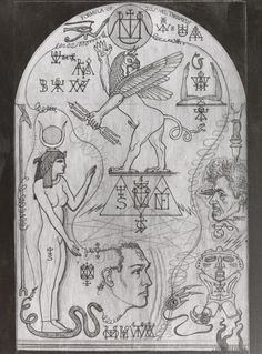 Austin Osman Spare: An introduction to his psycho-magical philosophy | Pastelegram