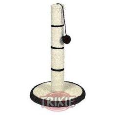 Poste sisal con base de 50 cm para gatos
