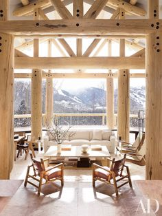 Beautiful Winter Getaways Photos | Architectural Digest