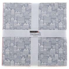 "Winter Essentials III 10"" Squares - Studio E - Studio E"
