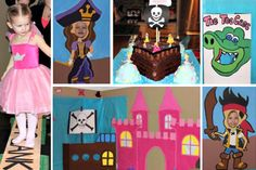 Your Complete Guide to Throwing a Princess and Pirate Party