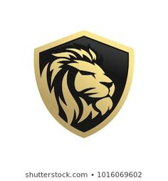 Find lion stock images in HD and millions of other royalty-free stock photos, illustrations and vectors in the Shutterstock collection. Thousands of new, high-quality pictures added every day. Lion Head Logo, Lion Logo, Lion Stencil, Spartan Logo, Crown Tattoo Design, Motorcycle Paint Jobs, Lion Images, Tribe Of Judah, Lion Art