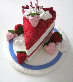 pin cushion (proper piece of cake)
