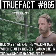 """You are watching the movie The Walking Dead on The Walking Dead takes place after the onset of a worldwide zombie apocalypse. The zombies, colloquially referred to as """"walkers"""", shamble towards living humans Walking Dead Zombies, Walking Dead Show, Walking Dead Memes, Walking Dead Season, Fear The Walking Dead, Rick Grimes, Random Walk, Twd Memes, Captive Prince"""