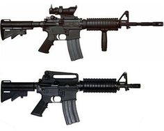 Colt M4 Carbine - Source: https://www.facebook.com/photo.php?fbid=406972319369285=a.406744599392057.93062.141152602617926=1