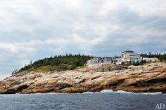 Alexander Gorlin Builds a Modern Home on the Secluded Nova Scotia Coast