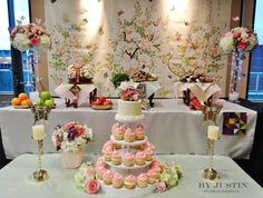 Butterfly Theme Dol Ceremony - First Birthday Party