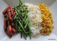Mrkvový perkelt - brydova.cz Seaweed Salad, Green Beans, Detox, Vegetables, Ethnic Recipes, Food, Essen, Vegetable Recipes, Meals
