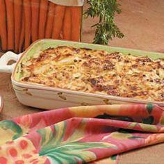 Potato Dishes, Potato Recipes, Vegetable Recipes, Vegetarian Recipes, Scalloped Potatoes Au Gratin, Creamed Potatoes, Food Photo, Macaroni And Cheese, Stuffed Peppers
