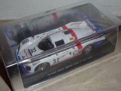 NIMROD ASTON MARTIN Gr.C Pace Petroleum Le Mans 1982 #32 Spark S0567 1:43