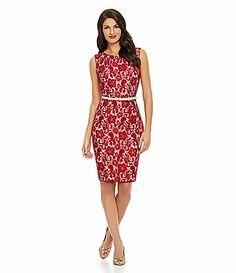 Alex Marie Nina Lace Dress #Dillards