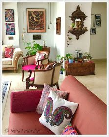 Lately, ethnic home decor has turned out to be progressively mainstream when settling on a subject for decorating. Among the first of the decisions in social decor, is Indian home decor. Indian home decor has turned out to be a… Continue Reading → Indian Room Decor, Ethnic Home Decor, Moroccan Decor, Indian Decoration, Apartment Therapy, Indian Interior Design, Indian Home Design, Indian Living Rooms, Living Room Decor India