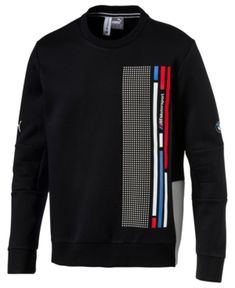 f1c06bb9ca67 Puma Men s Bmw Graphic Long-Sleeve Shirt - Silver L Puma Shirts