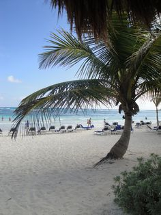 Playa del Carmen, Mexico...Loved it!!! Recommend Blue Bay Grande Esmeralda ;) Brian and I went in 2010