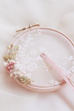 1 M Abricot Rose Fleur Dentelle Mariage Ruban Applique À faire soi-même Sewing Craft