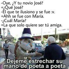 Memes sad rimas 21 New Ideas Funny Spanish Memes, Spanish Humor, Mundo Meme, Funny Images, Funny Pictures, Mexican Memes, New Memes, I Laughed, Ramadan