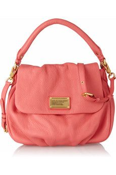 39b1368039f Marc by Marc Jacobs - Classic Q Lil Ukita textured-leather shoulder bag