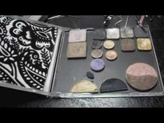 Just made several of these!  Love them!   DIY EYESHADOW PALETTE