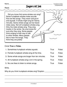 Singers at Sea, Lesson Plans - The Mailbox