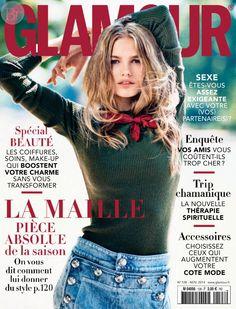 Анете Паяк для Glamour Франция, ноябрь 2014. -   Далее: http://vikagreen.ru/anete-payak-dlya-glamour-franciya-noyabr-2014/