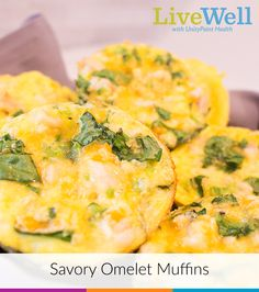 Try our latest recipe that mixes veggies, sausage and eggs for a warm, healthy breakfast on-the-go!