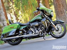 2011 Harley-Davidson CVO Lineup | Hot Bike Baggers