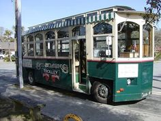 First time to the Golden Isles? Take a Trolley Tour of St. Simons Island. www.classiccoastalhomesgroup.com