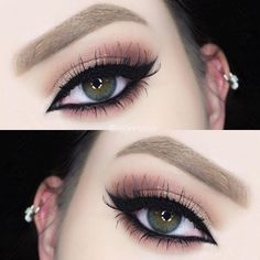 Instagrammer itsgenesys's eye makeup is too PERFECT! #Nanshy #SmokeyEye