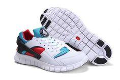 on sale 1474e a3dc8 Buy Men s Nike Huarache Free 2012 Training Shoes White Light Blue Dark Grey  Lastest from Reliable Men s Nike Huarache Free 2012 Training Shoes  White Light ...