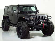 * Jeep Wrangler Unlimited *