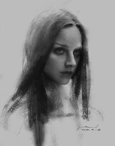 sketching by LINRAN - CGHUB via PinCG.com