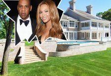 Beyonce ve Jay-Z 26 Milyon Dolarlık Evleri