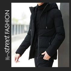 Mens Winter Coat, Winter Jackets, Mens Padded Jacket, Casual Outfits, Men Casual, Bomber Jacket Men, Military Men, Parka, Shopping