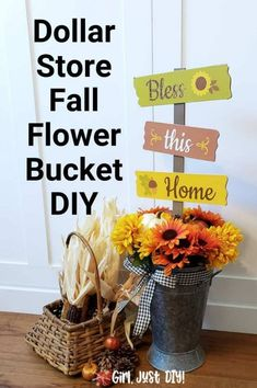 Home Decor eye popping tips for active people - A mouth watering yet creativ., DIY Home Decor eye popping tips for active people - A mouth watering yet creativ., DIY Home Decor eye popping tips for active people - A mouth watering yet creativ. Dollar Tree Fall, Dollar Tree Crafts, Garden Types, Fall Crafts, Decor Crafts, Diy Crafts, Thanksgiving Crafts, Thanksgiving Decorations, Bead Crafts