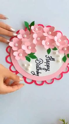 Paper Flowers Craft, Paper Crafts Origami, Paper Crafts For Kids, Flower Crafts, Diy Crafts Hacks, Diy Crafts For Gifts, Diy Arts And Crafts, Diy Projects, Drawings