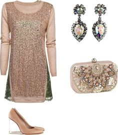 """""""Sparkle"""" by holly-gregg on Polyvore"""