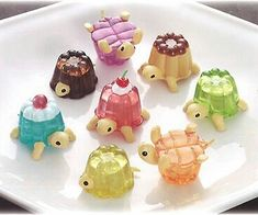 Image uploaded by 귀여운 심리. Find images and videos about cute, food and jelly on We Heart It - the app to get lost in wh… Candy Recipes, Dessert Recipes, Cute Food, Yummy Food, Kreative Desserts, Cute Baking, Kawaii Dessert, Polymer Clay Kawaii, Polymer Clay Crafts