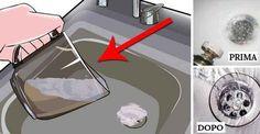 PUZZA DAGLI SCARICHI? ECCO IL RIMEDIO NATURALE PER ELIMINARLA Eliminare i cattivi odoriprovenienti dagli scarichi è un desiderio di molte casalinghe, visto che quello della puzza del lavello e del wc è un problema decisamente comune. Non importa quanto siano puliti il bagno o la cucina: dagli scarichi può uscire un odore tutt'altro che piacevole …