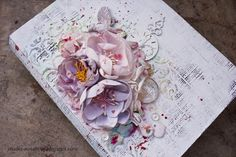 Elena Morgun: Mixed media album
