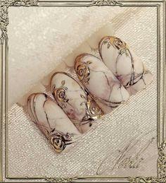 Rosas con foil
