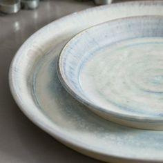 Petite assiette en grès émaillé - LE PETIT FLORILEGE - Décoration intérieure à Bordeaux - Boutique en ligne