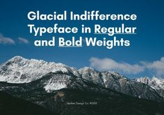 19-Glacial Indifference